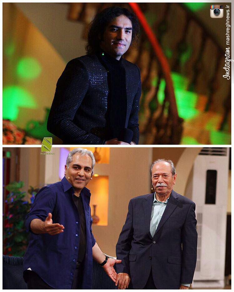 عکس/ مهمانان ویژه شب عید قربان در «دورهمی»