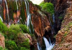 عکس/ عروس آبشارهای ایران