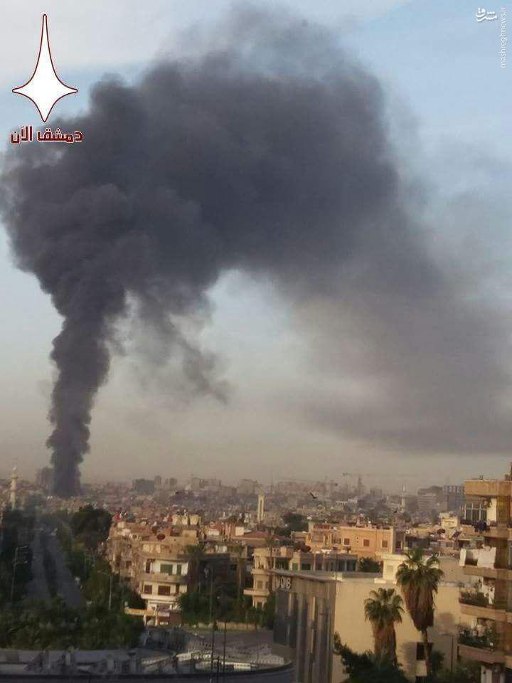 هلاکت فرمانده ارتش آزاد در هجوم به دمشق+عکس