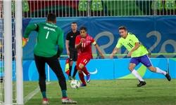نتیجه تصویری برای عکس تیم 7 نفره فوتبال ایران در پارالمپیک