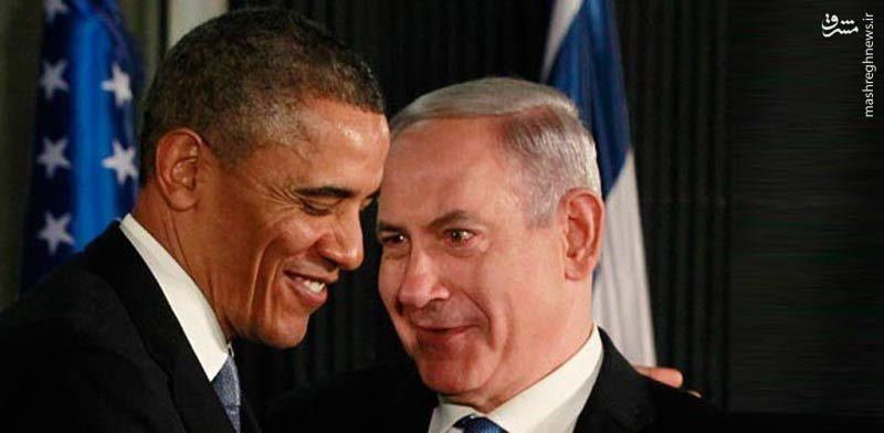اوباما رکورد کمک نظامی به رژیم اسراییل را شکست