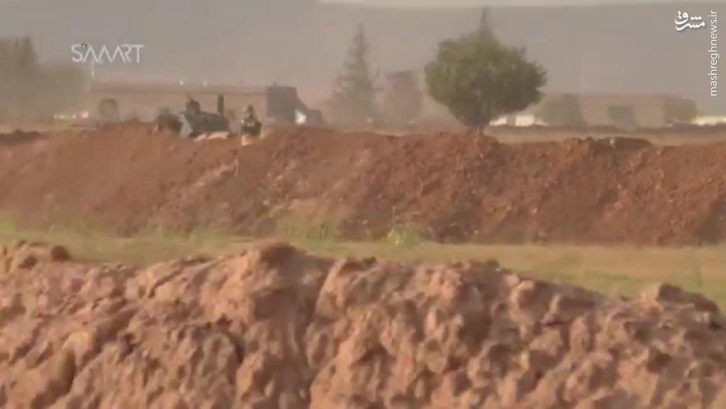پایگاه جدید آمریکا در شمال حلب سوریه!+عکس
