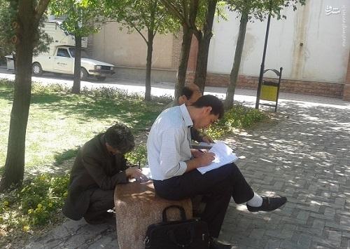 یک روز در ساختمان پلاک 6 پاستور با قصههایی پر غصه/ اینجا هم برای «برجام» نامه مینویسند