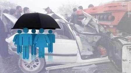 پرداخت 1.5میلیارد تومان خسارت دیه در تصادف یک پراید
