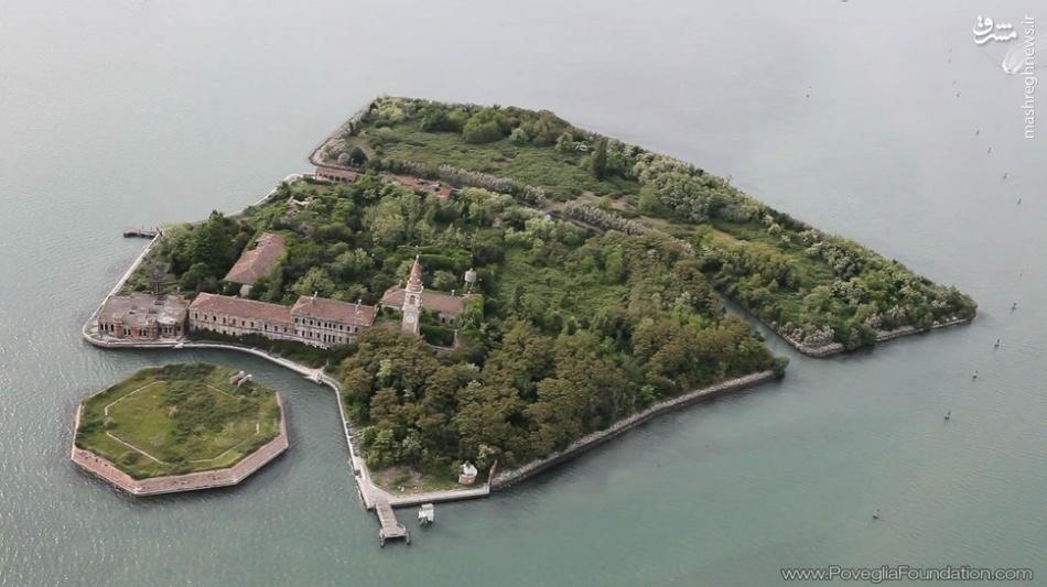 جزیره طاعونیها در ایتالیا