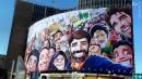 توفيق خانه طراحان انقلاب اسلامي در پوشش بصري مسائل روز +عکس