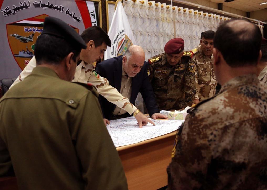اشاره ظریف «فرمانده» به یک عملیات نظامی برقآسا/ «جرفالصخر» منطقهای مخوف در قلب عراق که ۶ساعته آزاد شد