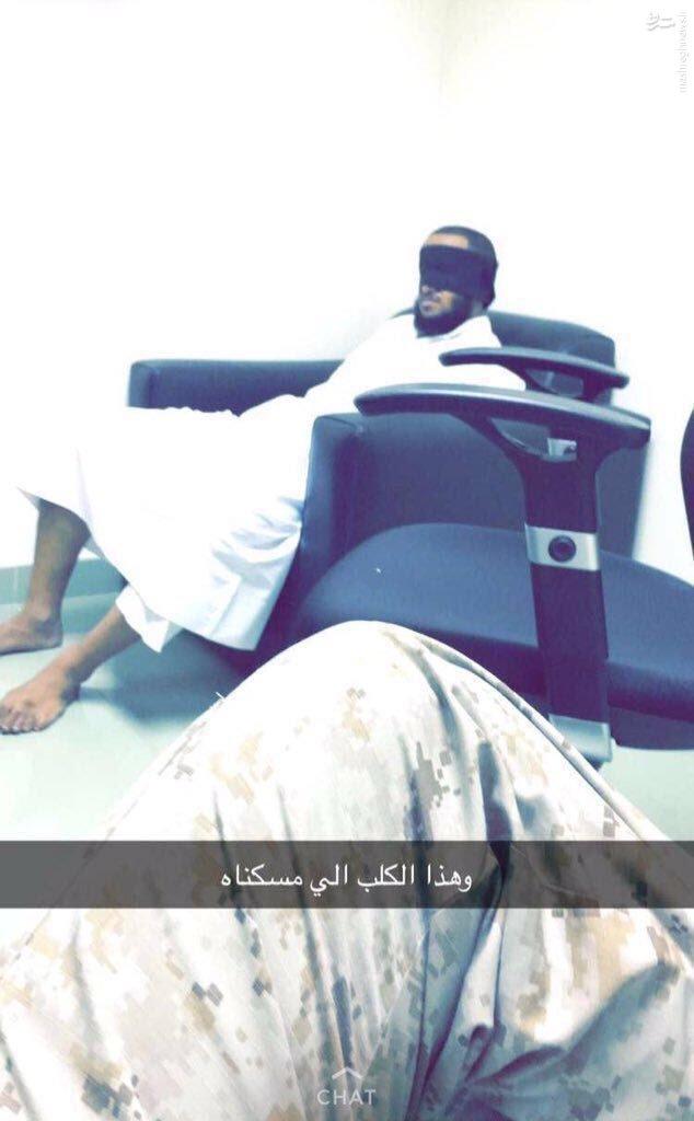 انتحاری ناکام داعش در قطیف شیعه نشین عربستان+عکس