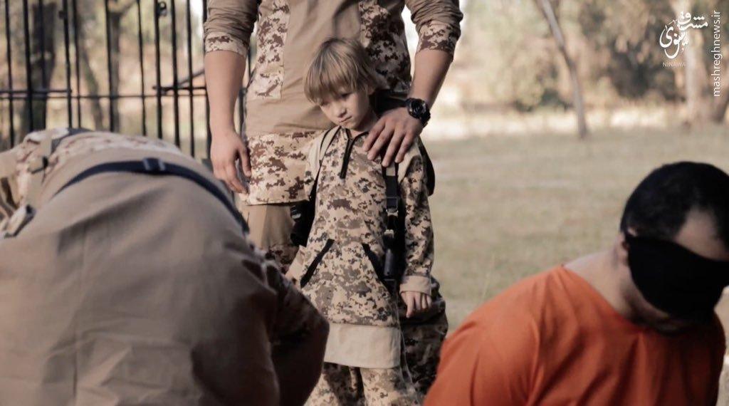 اعدام فجیع 16 عراقی بدست داعش+عکس 18+