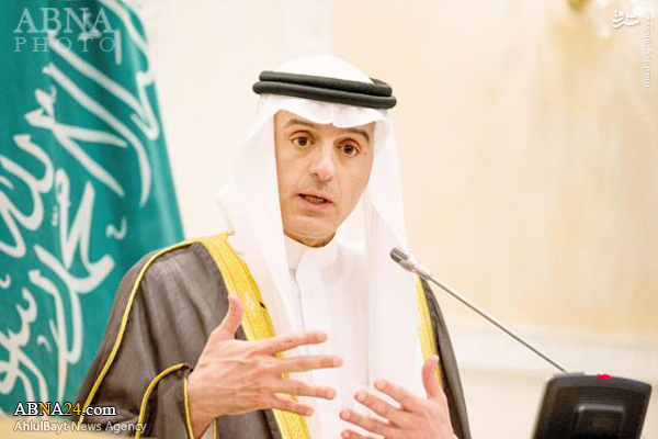 همسر وزیرخارجه سعودی: الجبیر همجنسباز است