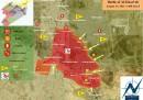 هجوم القاعده به شمال حماه/ ادامه نبردها در جنوب حلب/ جرابلس هدف بعدی تجزیهطلبان کرد/ تشدید درگیریها در حسکه +عکس، فیلم و نقشه