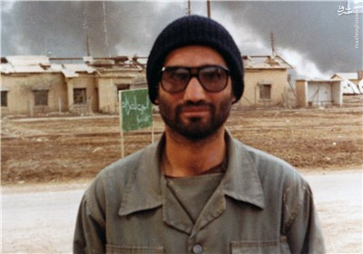 سردار شهیدی که به عنوان نیروی عادی به سوریه اعزام شد