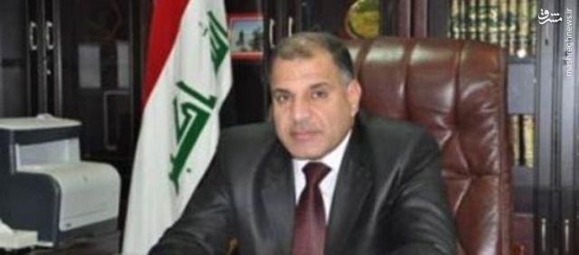 ترور ناکام استاندار صلاح الدین عراق+عکس
