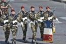 نیروی ویژه «لژیون خارجی» فرانسه وارد کارزار ضدداعش میشود؟