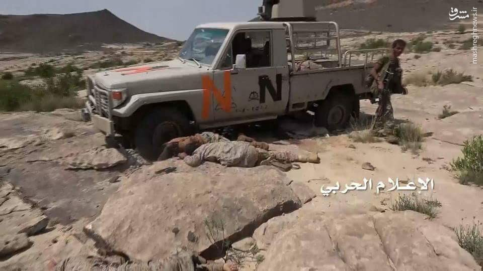 کمین خونین انصارالله علیه ارتش سعودی در نجران+عکس