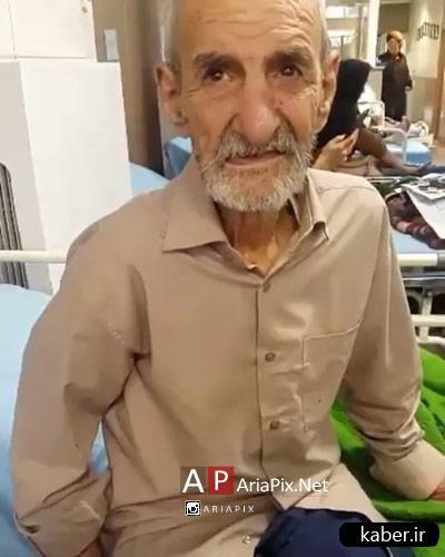 احمد پورمخبر در بیمارستان, احمد پورمخبر نه پول دارم نه بیمه,وضعیت مالی احمد پورمخبر, احمد پورمخبر در بیمارستان