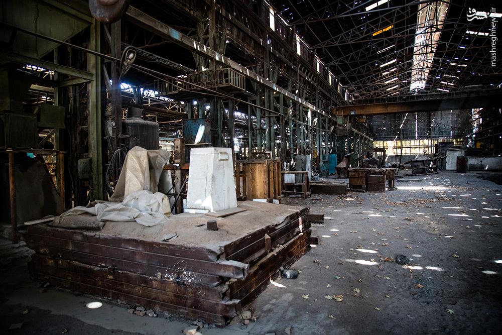 سد آرزوهای کارگران «سدید» هم بیصدا شکست/ مویهها و واگویهها از تعطیلی بزرگترین واحد ریختهگری کشور/عکس