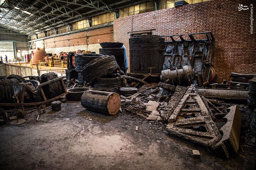 سد آرزوهای کارگران «سدید» هم بی صدا شکست/ مویهها و واگویهها از تعطیلی بزرگترین واحد ریختهگری کشور +عکس