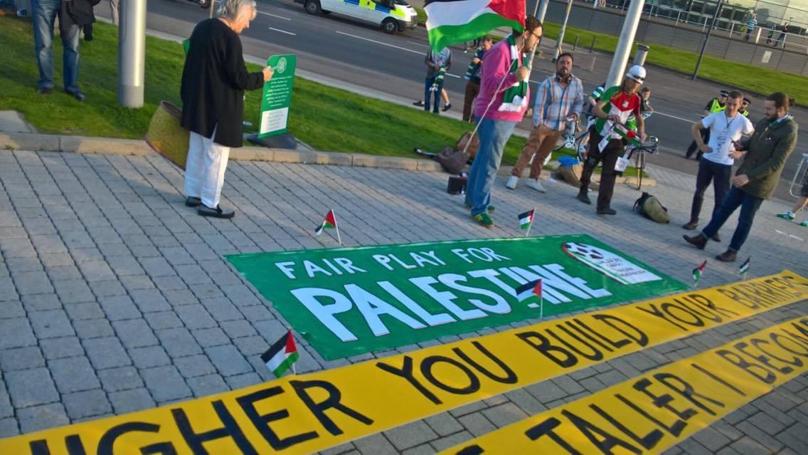 نفرت از صهیونیسم در قلب اسکاتلند