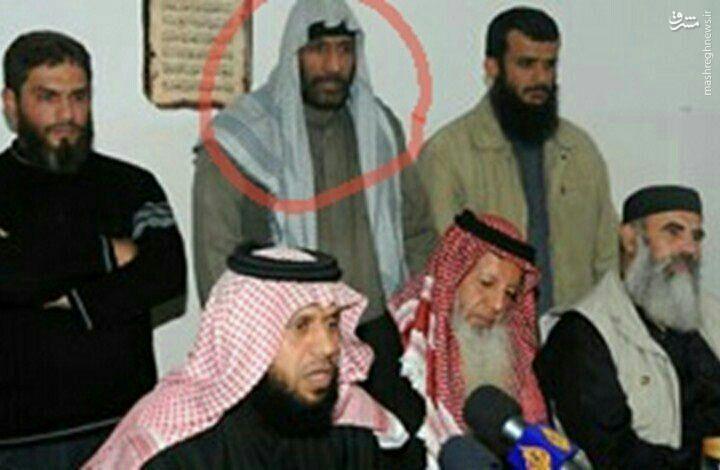 هلاکت فرمانده اردنی القاعده در حلب+عکس