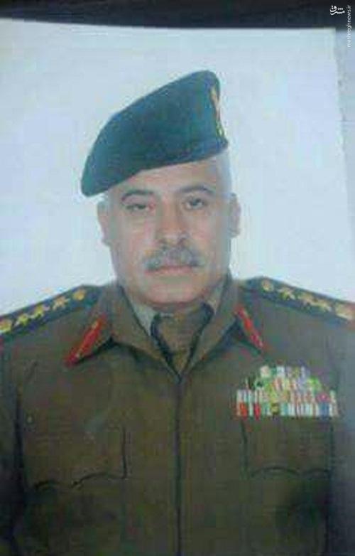 شهادت فرمانده ارشد سوری در حلب+عکس