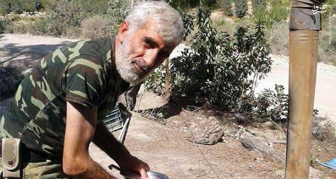 هلاکت فرمانده ترک تبار ارتش آزاد در لاذقیه+عکس