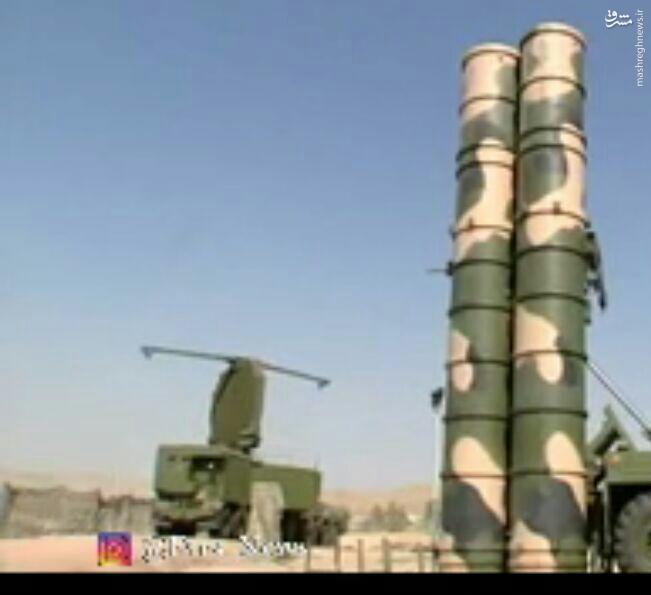 شاهکار نمادین متخصصان دفاعی ایران در استقرار اس 300/ از تهران تا خنداب تحت پوشش «پرنده بزرگ» +عکس