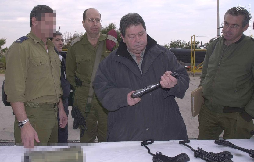 وزیر اسراییلی که