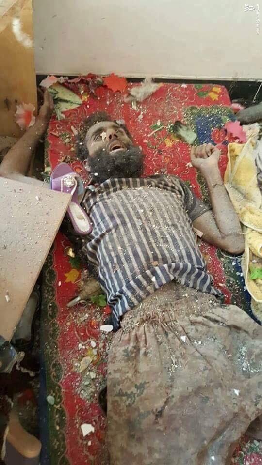 تلفات سنگین داعش در درگیری های الخالدیه رمادی+عکس