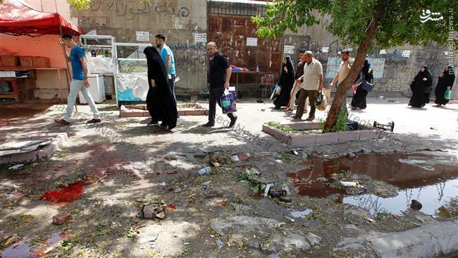 معرفی عوامل انتحاری روز گذشته کربلا+عکس