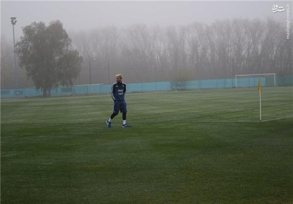 مسی به تیم ملی آرژانتین بازگشت +عکس