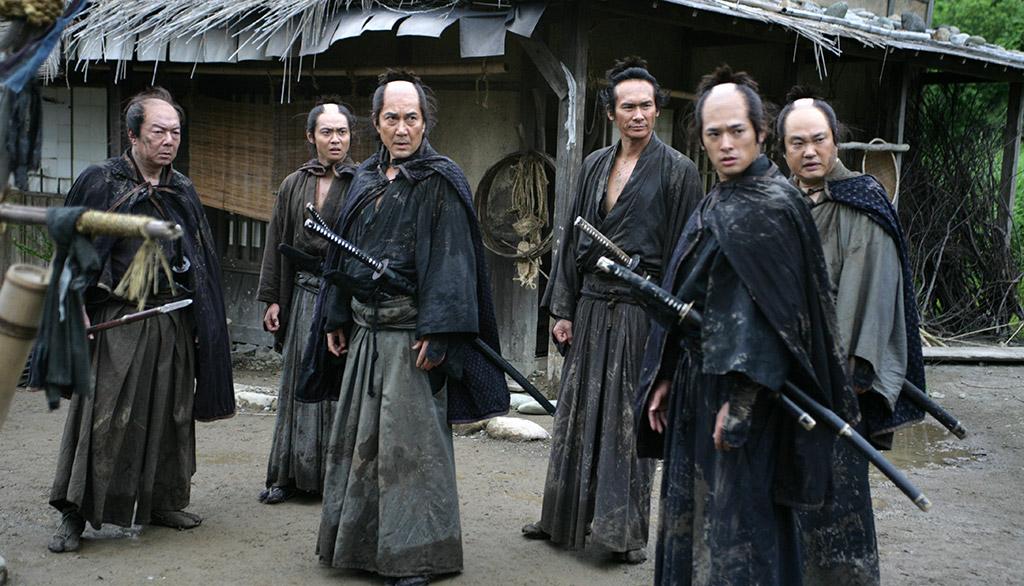 معروفترین فیلمهای سامورایی کدامند؟