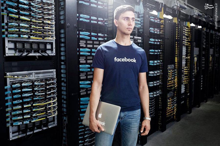 محل نگهداری اطلاعات فیسبوک در مدار قطب شمال