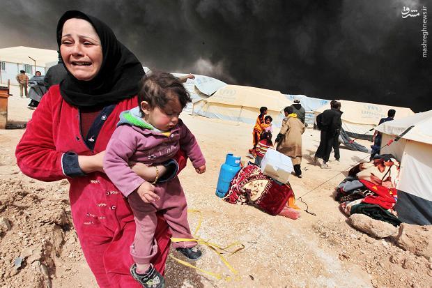 از اشک تمساح مجری بی بی سی برای ساکنان حلب تا گزارش سازمان ملل از تحریم های ظالمانه آمریکا بر سوریه