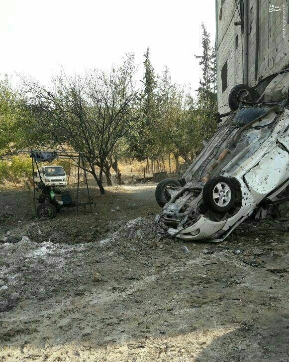 ترور مسئول کل شرعی القاعده در سوریه+عکس
