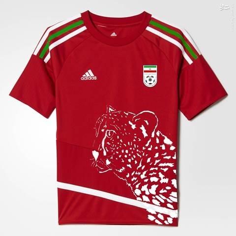 پیراهن احتمالی تیم ملی در دیدار با ازبکستان +عکس