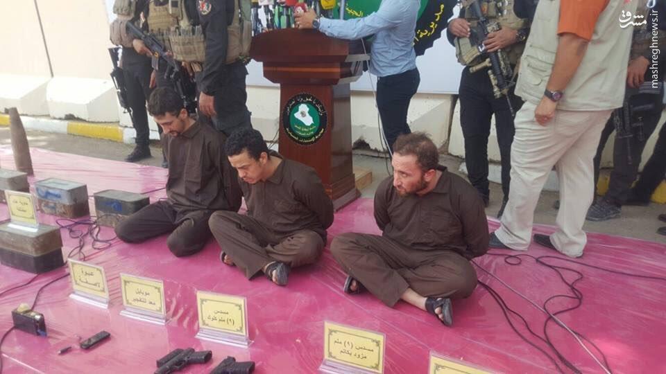 جلوگیری از عملیات داعش در محرم+عکس