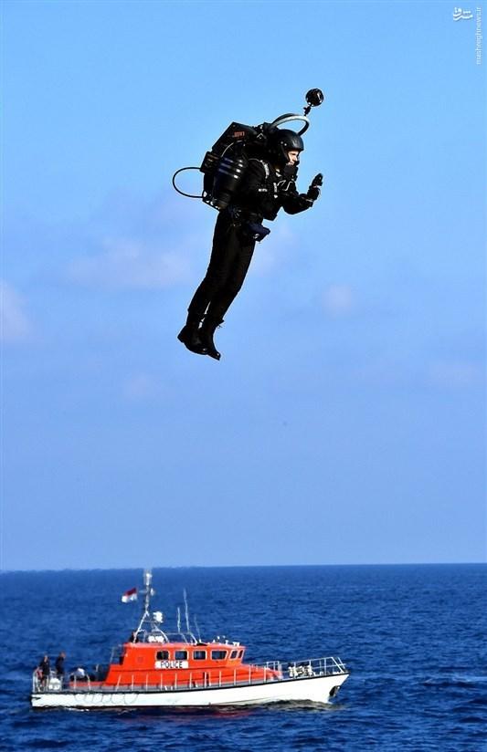 ایده هالیوودی در اختیار ارتش آمریکا +عکس