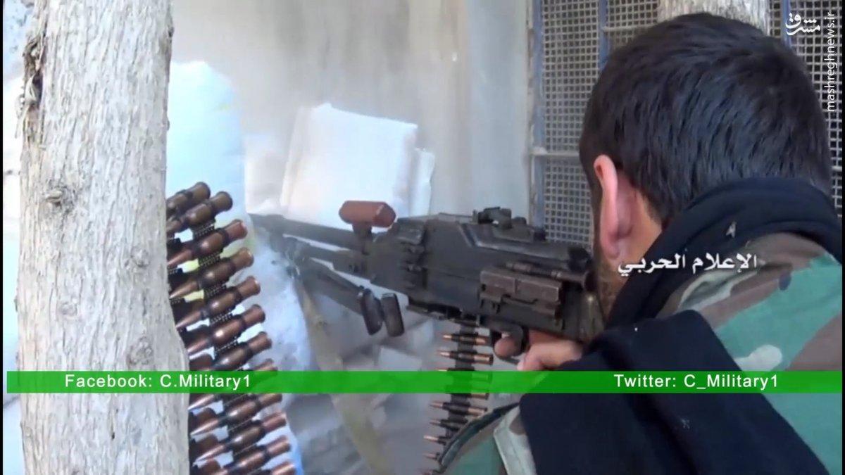 نبردهای شیخ سعید حلب به روایت حزب الله+عکس