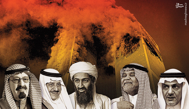 تیغ «جاستا» آمریکا بر گلوی سعودی ها/ در حال ویرایش