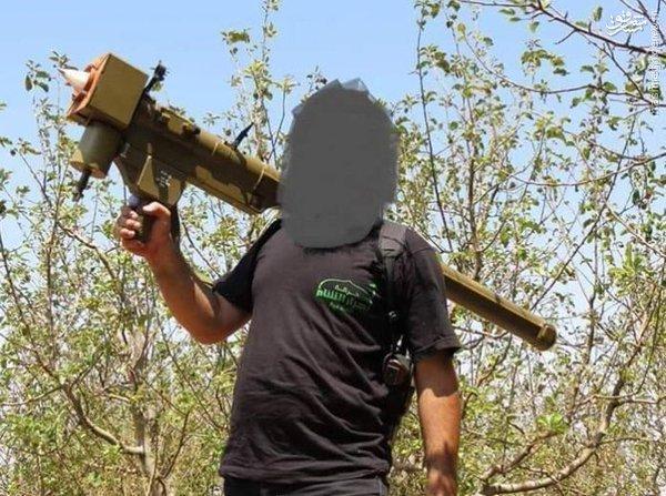 تحلیلگر انگلیسی:تجهیز تروریستها به سیستم پدافندی+عکس