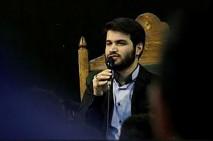 حاج میثم مطیعی شب تاسوعای محرم 1395