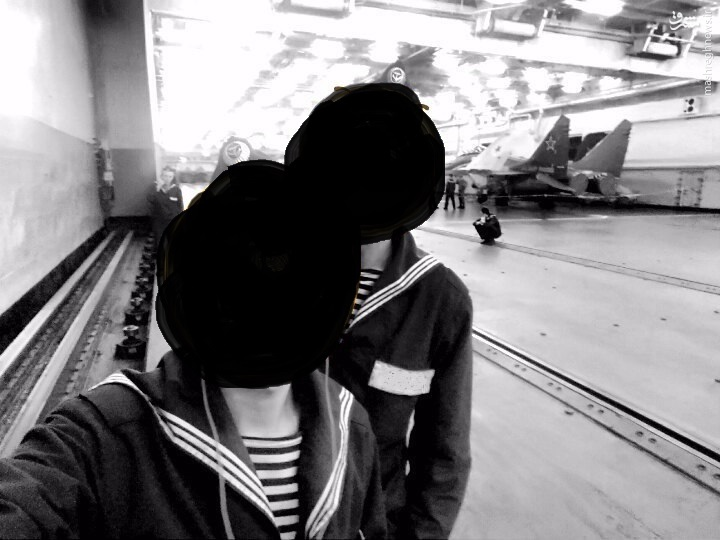 ناو هواپیمابر روسی در راه سوریه+عکس/// این تصاویر در شأن مشرق نیست و به درد کانال های تلگرامی میخورد - سلیمانی/////