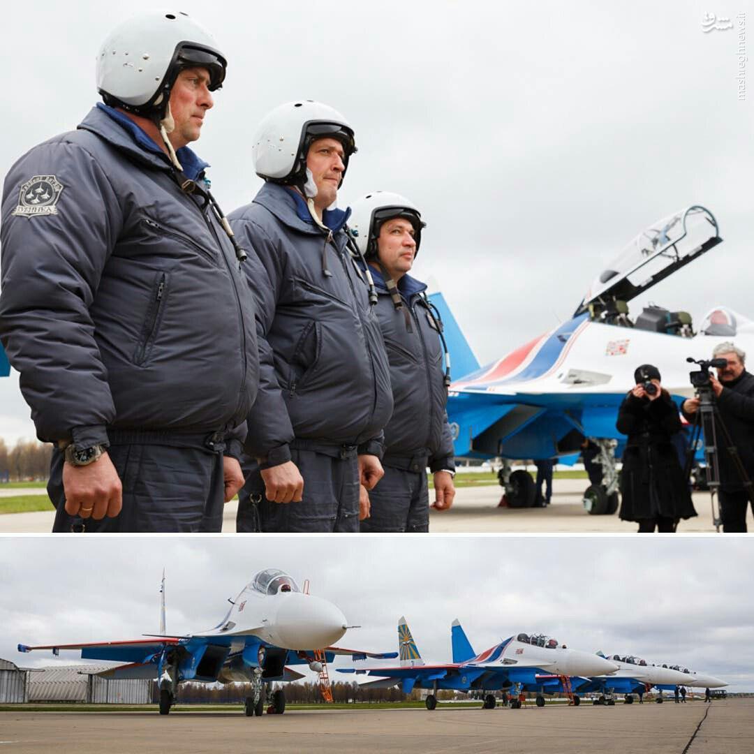 احتمال حضور جنگنده سوخو 30 در کیش+عکس
