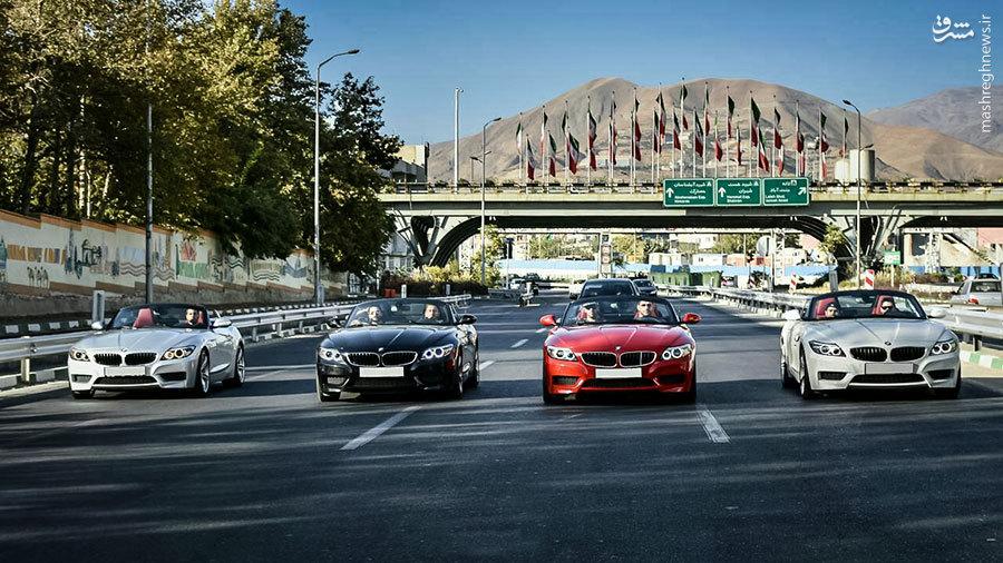 عکس/ باور کنید اینجا تهران است !