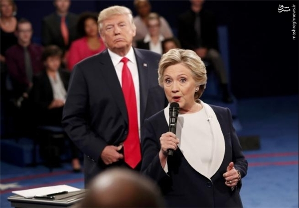 «دوئل جنسی» ترامپ و هیلاری؛ افشاگری در برابر افشاگری