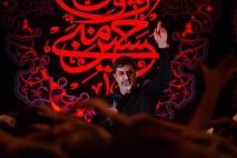 حاج محمد طاهری شب عاشورای محرم 95