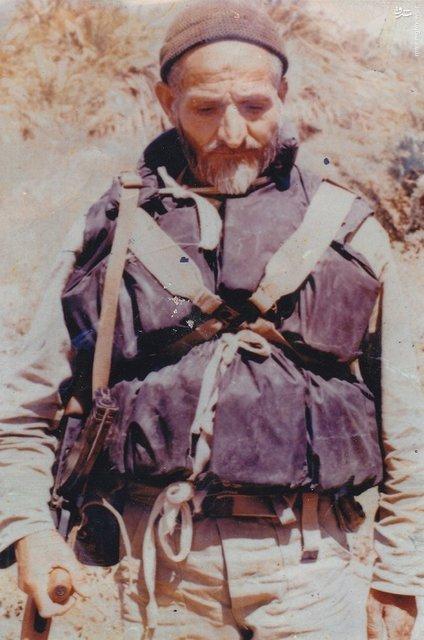 ماجرای حضور غواص 68 ساله در عملیات «والفجر8»