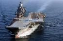 جزییات اولین عملیات جنگی ناو هواپیمابر و «هیولای اتمی» ارتش روسیه/ پای «اس 300 دریایی» هم به سوریه باز شد +عکس