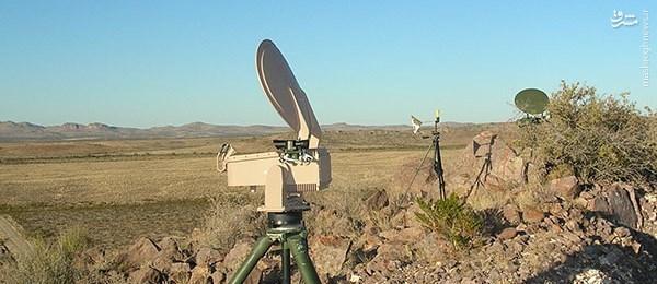 رادار کنترل زمینی